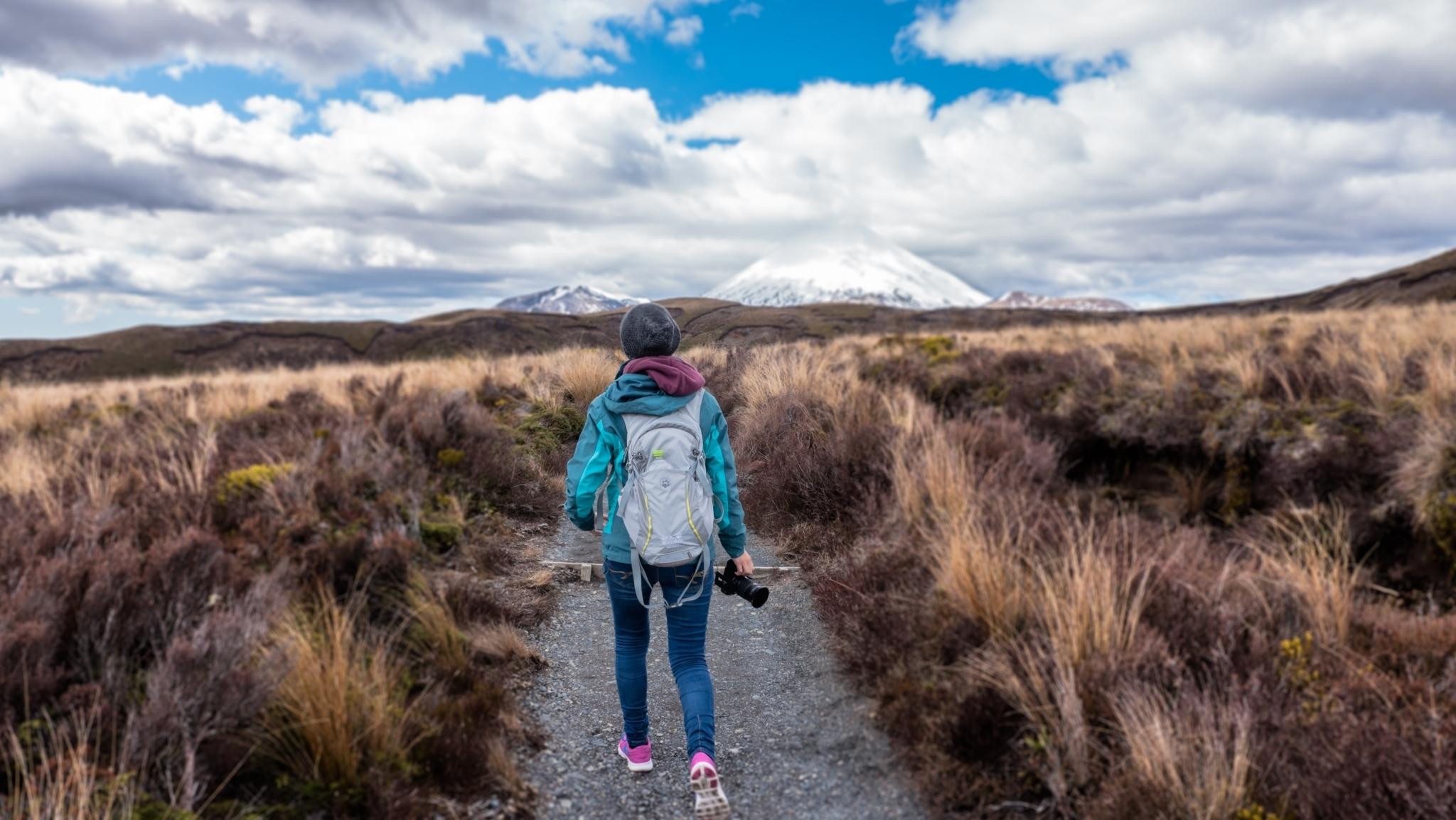Environment Tongariro